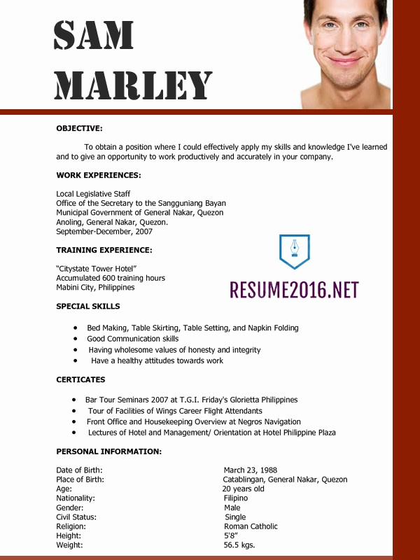 Best Free Resume Templates 2016 Fresh Resume Templates 2016 • which One Should You Choose