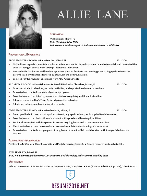 Best Free Resume Templates 2016 Inspirational Resume Templates 2016 • which One Should You Choose