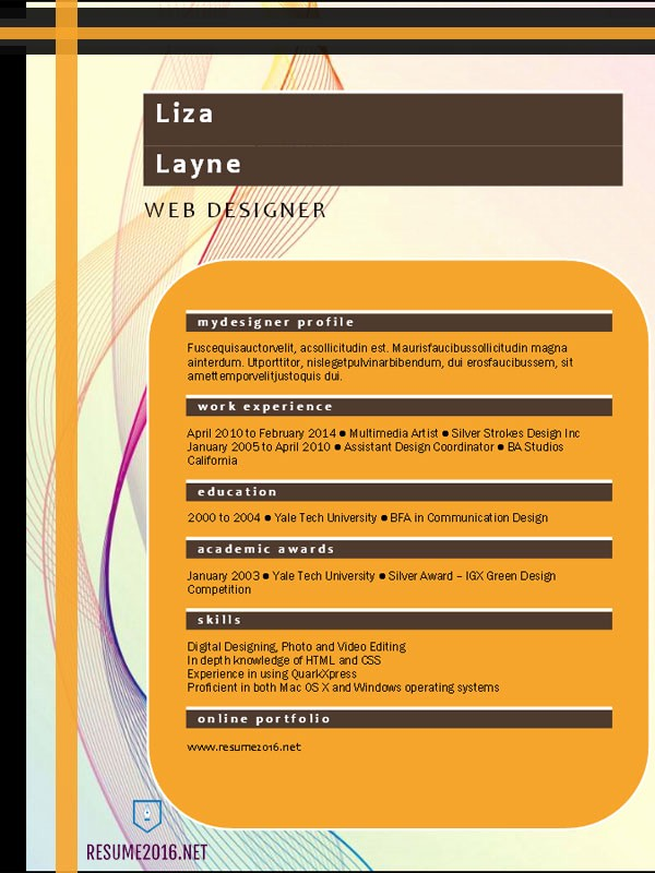Best Free Resume Templates 2016 Luxury Resume Templates 2016 • which One Should You Choose