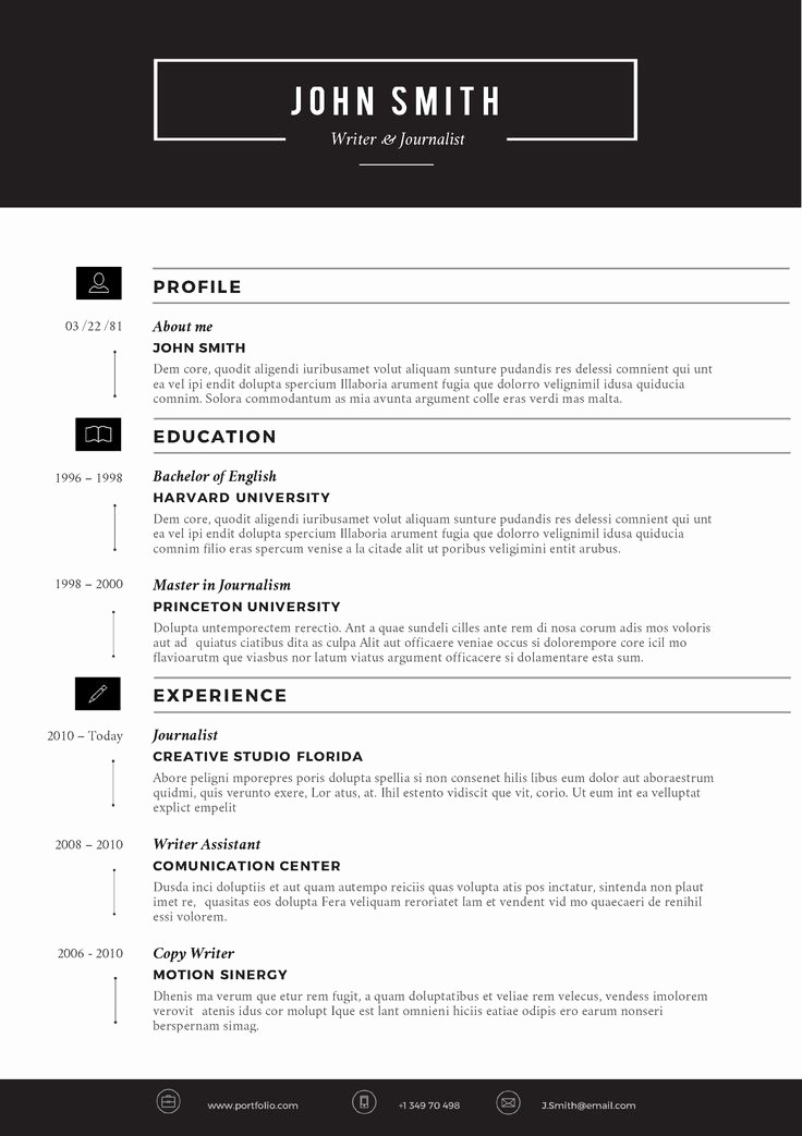 Best Free Resume Templates Word Beautiful Best 25 High School Resume Template Ideas On Pinterest
