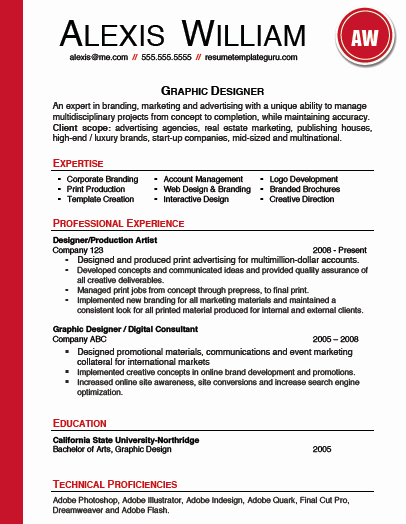 Best Ms Word Resume Templates Awesome Ms Word Resume Template
