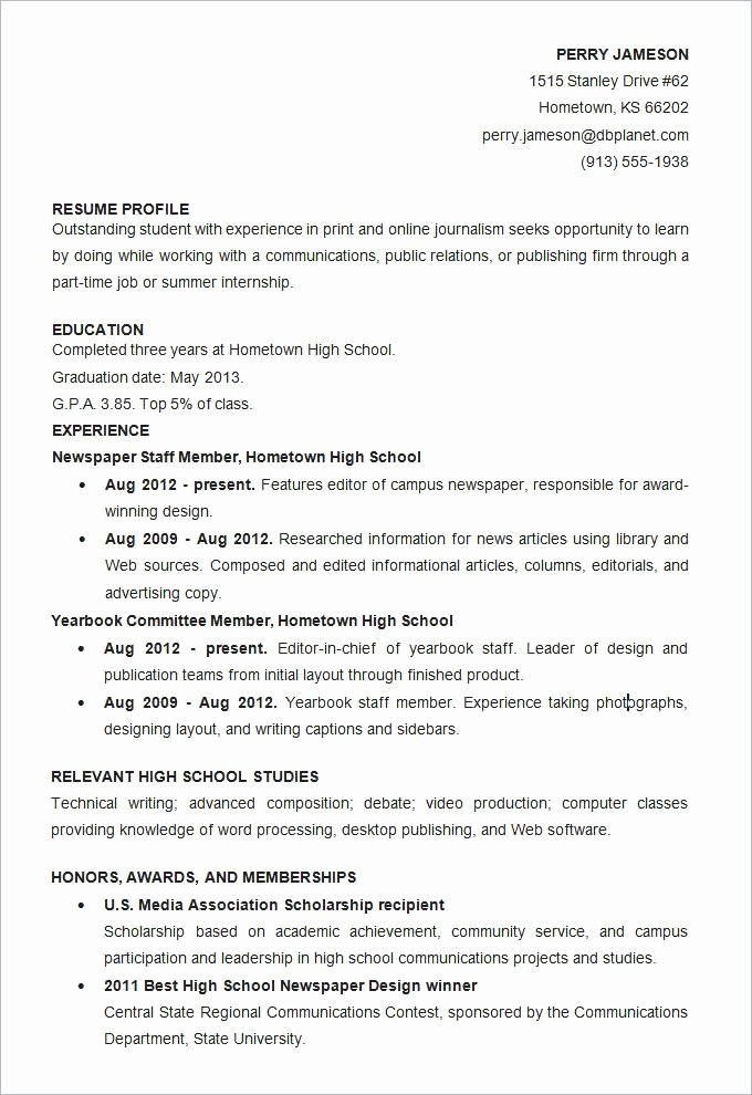 Best Ms Word Resume Templates Luxury the Word Resume Free Ms Word Resume Templates Beautiful