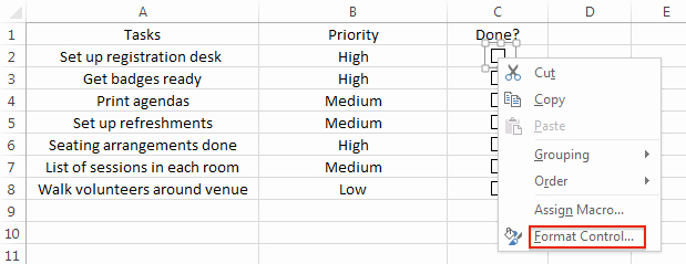 Best to Do List format Best Of Free to Do List Templates In Excel