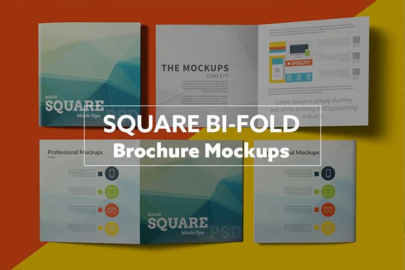 Bi-fold Brochure Template Beautiful 22 Bi Fold Brochure Psd Templates