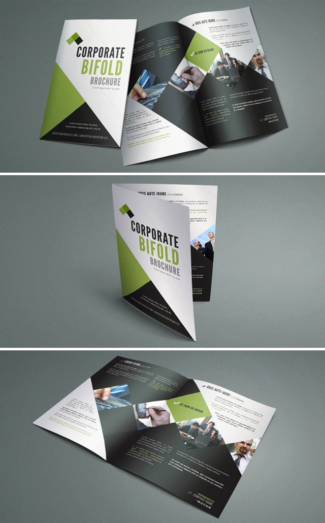Bi-fold Brochure Template Elegant 15 Free Brochure Templates for Designers to Have