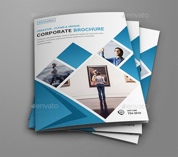 Bi-fold Brochure Template Fresh 33 Bi Fold Brochure Templates Free Word Pdf Psd Eps