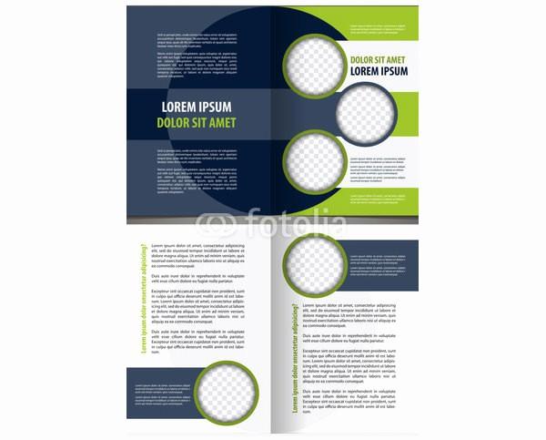 Bi-fold Brochure Template Fresh Printable Bi Fold Brochure Templates 79 Free Word Psd