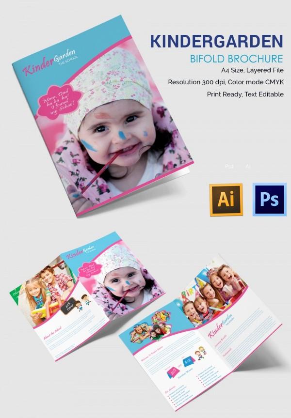Bi-fold Brochure Template Fresh School Brochure 22 Download In Psd Vector Pdf