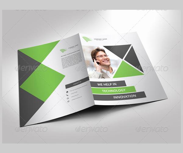 Bi-fold Brochure Template Inspirational 12 Modern Business Brochure Psd Templates