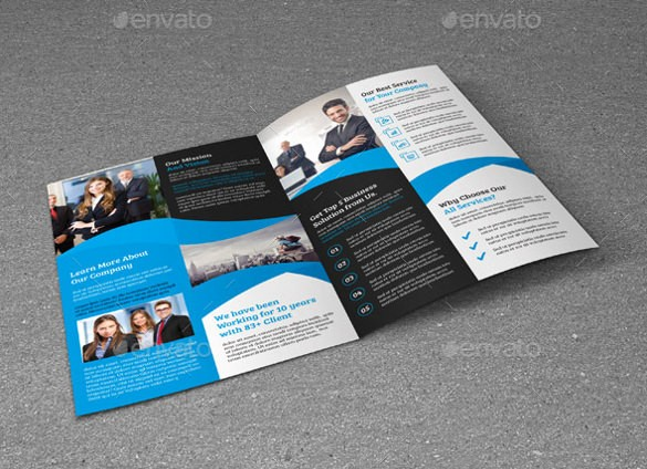 Bi-fold Brochure Template Inspirational 26 Word Bi Fold Brochure Templates Free Download