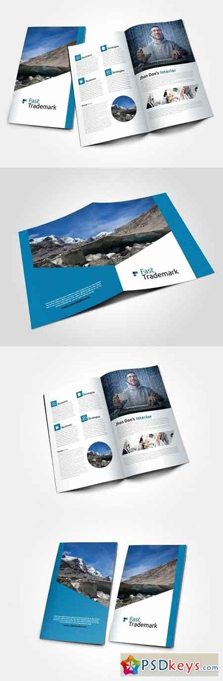 Bi-fold Brochure Template Inspirational Business Bi Fold Brochure Template Free Download