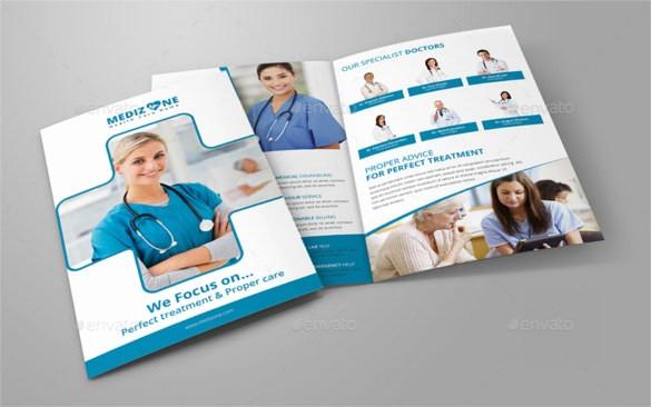 Bi-fold Brochure Template Inspirational Printable Bi Fold Brochure Templates 79 Free Word Psd