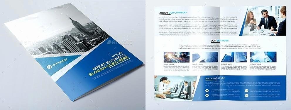 Bi-fold Brochure Template Lovely Bi Fold Brochure Template – Marginesfo