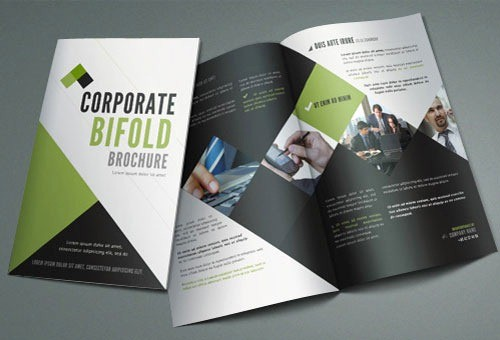Bi-fold Brochure Template Unique 17 Best Free Brochure Templates Designbump