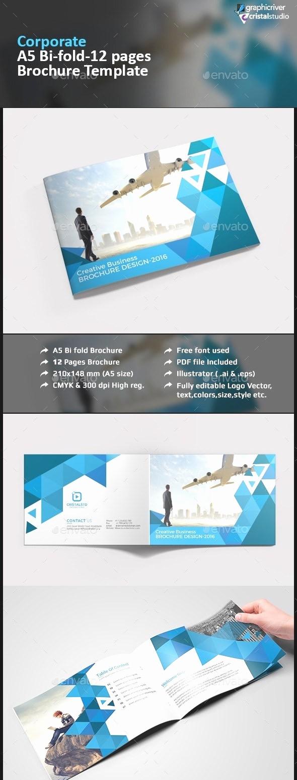 Bi Fold Brochure Templates Free Awesome Bi Fold Brochure Template Word Mughals