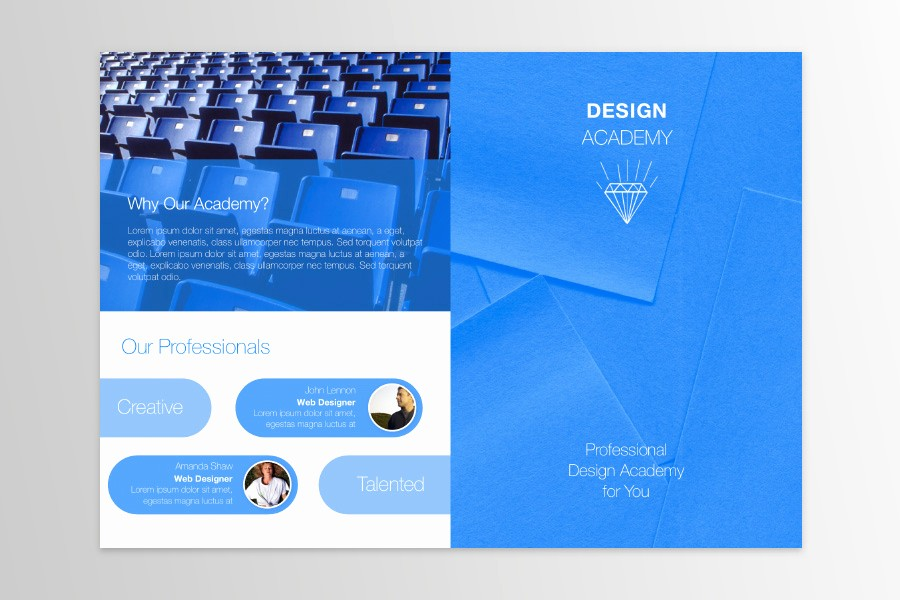 Bi Fold Brochure Templates Free Awesome Free Publisher Templates for Mac