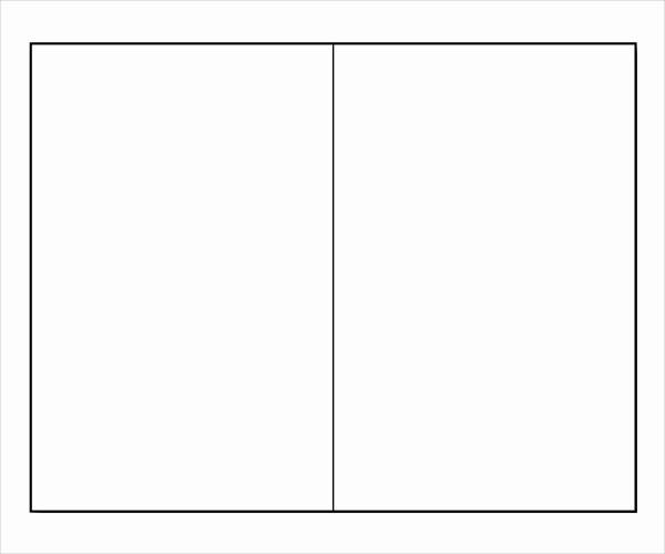 Bi Fold Brochure Templates Free Fresh Blank Bi Fold Brochure Templates – 24 Free Psd Ai