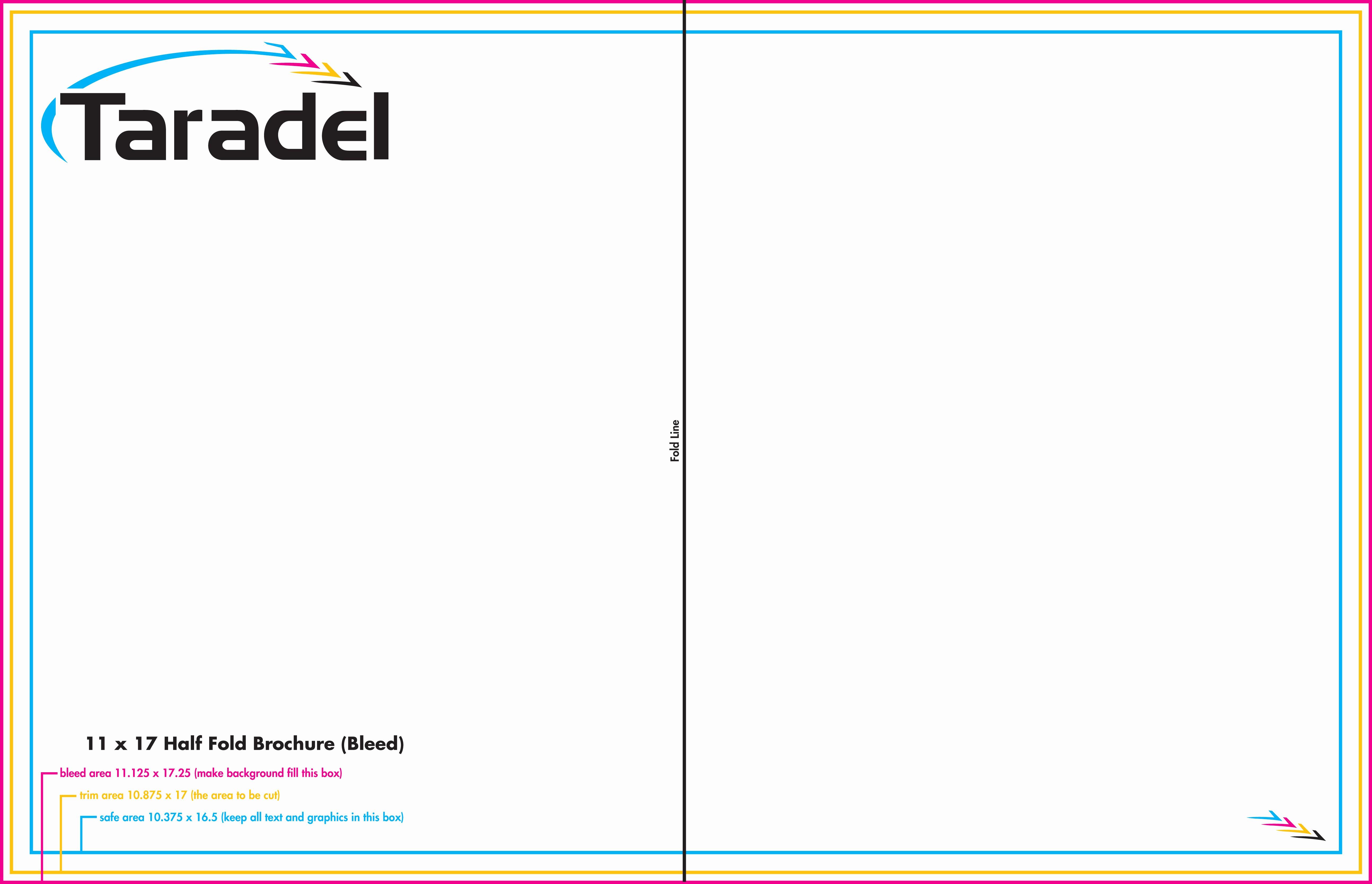 Bi Fold Brochure Templates Free Luxury 3 Fold Brochure Template 7 Awesome Collection Bi Fold