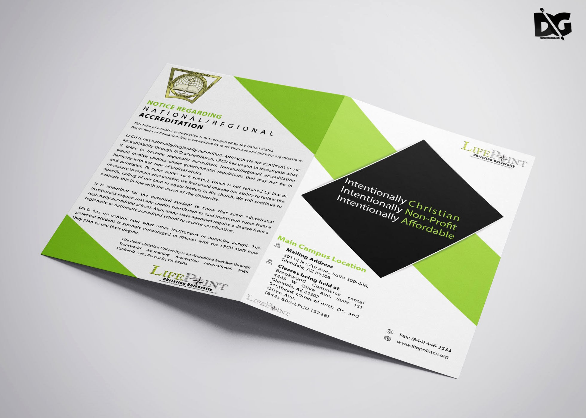 Bi Fold Brochure Templates Free Luxury Free Download Psd Lifepoint University Bi Fold Brochure
