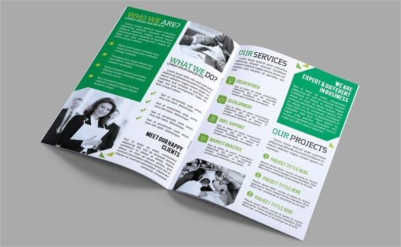 Bi Fold Brochure Templates Free New Bi Fold Brochure Templates – 47 Free Psd Ai Vector Eps