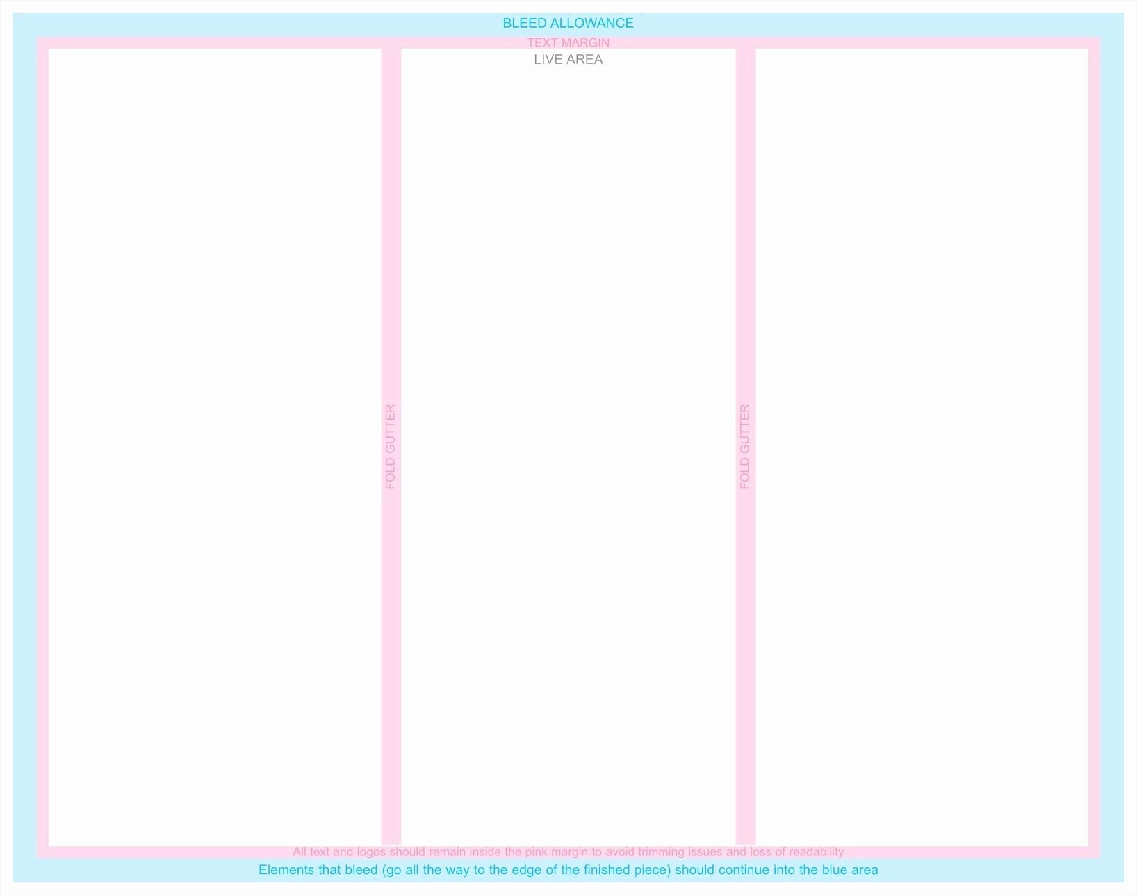 Bi Fold Brochure Templates Free New Blank Tri Fold Brochure Template Example Mughals