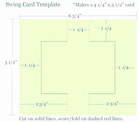 Bi-fold Card Template Elegant Bi Fold Card Template Free Three Image by Heady A