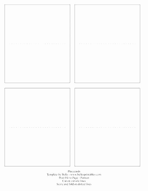 Bi-fold Card Template Elegant Bi Fold Greeting Card Template – Ddmoon