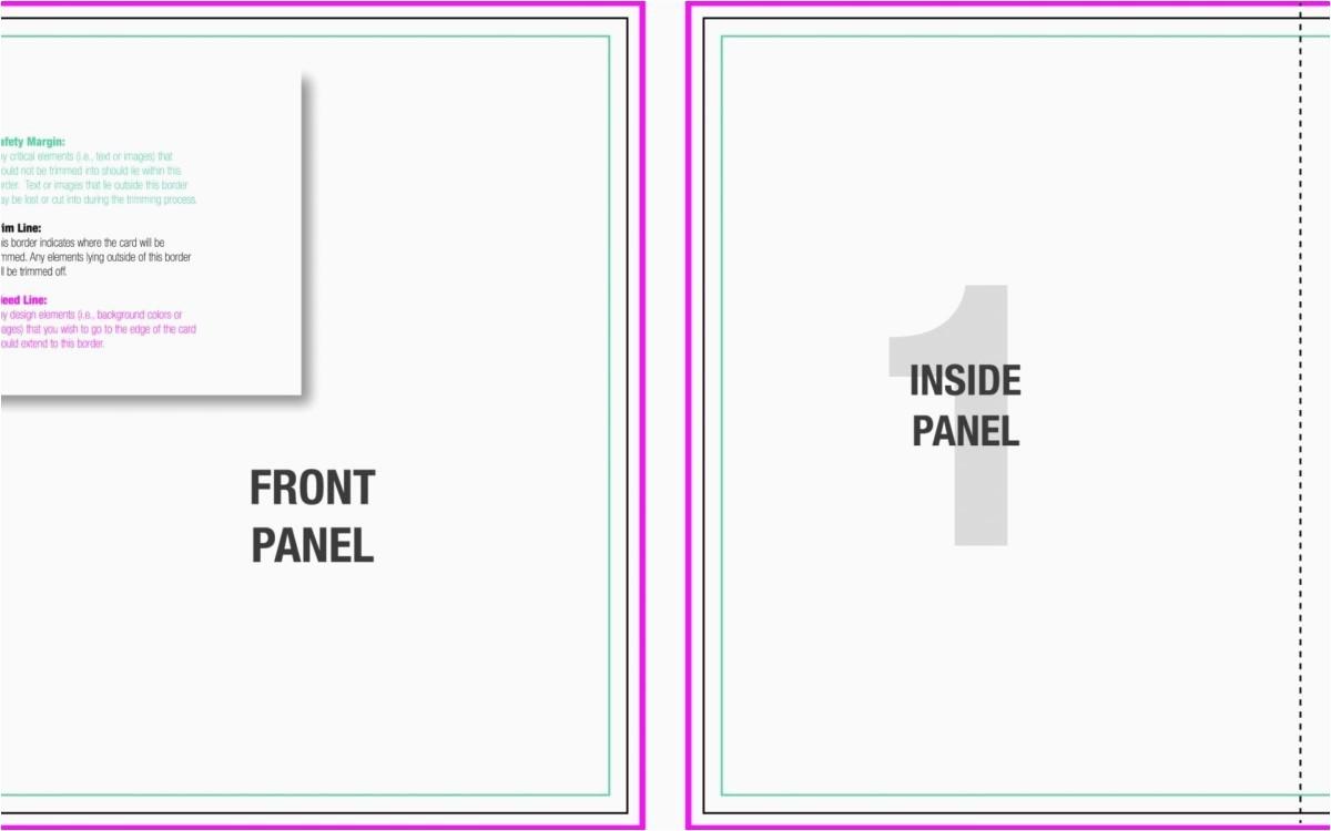 Bi-fold Card Template Fresh Bi Fold Business Cards Gallery Business Card Template