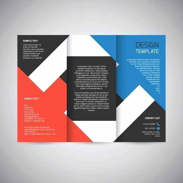 Bi-fold Card Template Inspirational 27 Fresh Folding Business Card Template Gallery Resume