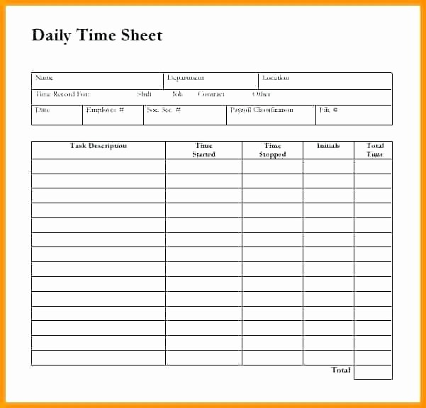 Bi Monthly Timesheet Template Excel Awesome Excel Hourly Timesheet Template – Freewarearenafo