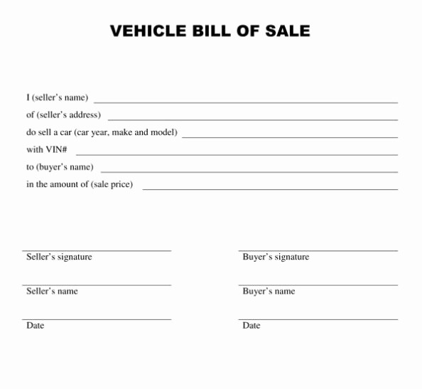 Bill Of Sale Example Letter Fresh Vehicle Sale Letter Sample Cover Letter Samples Cover