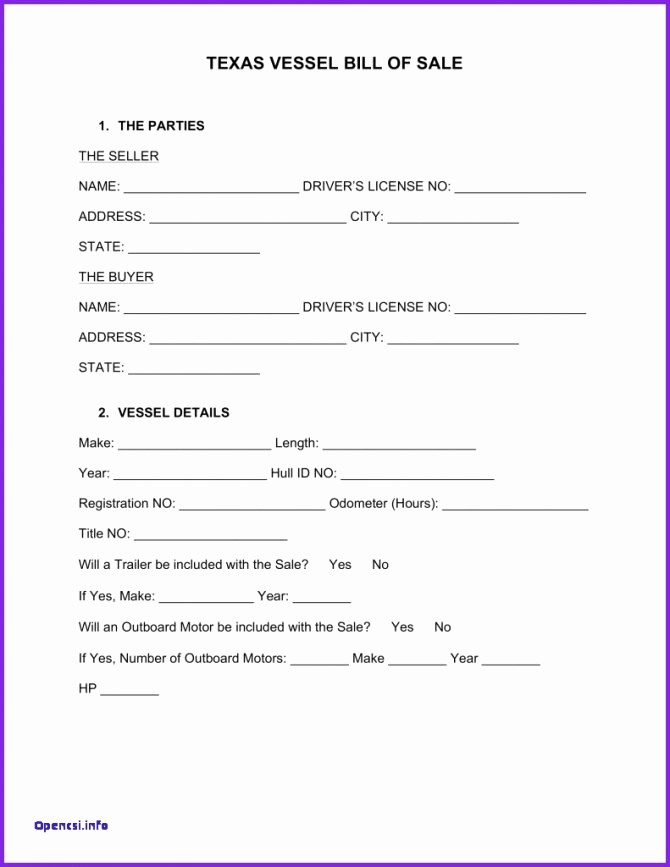 Bill Of Sale form Ma Fresh Bill Sale Template Ma