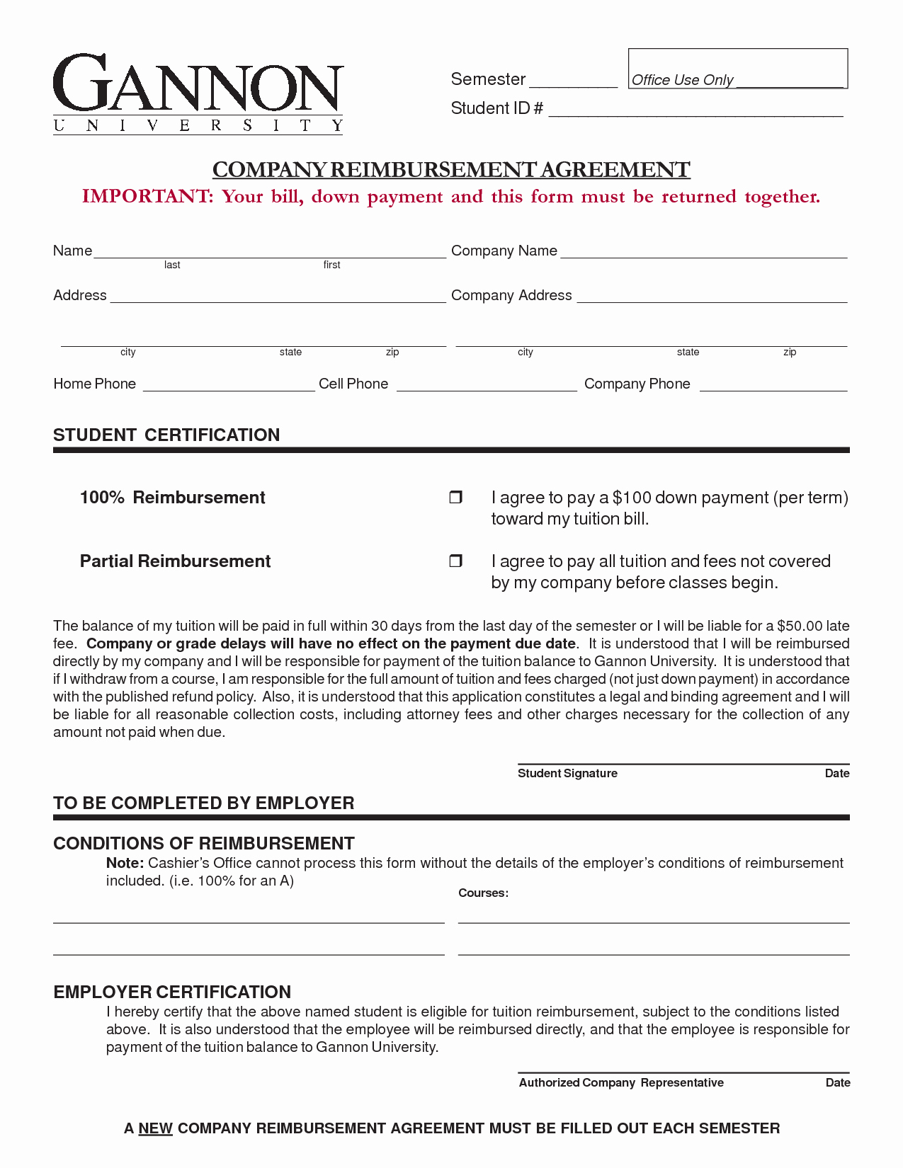 Bill Of Sale Payment Agreement Awesome 9 Best Of Down Payment Agreement Bill Of Sale