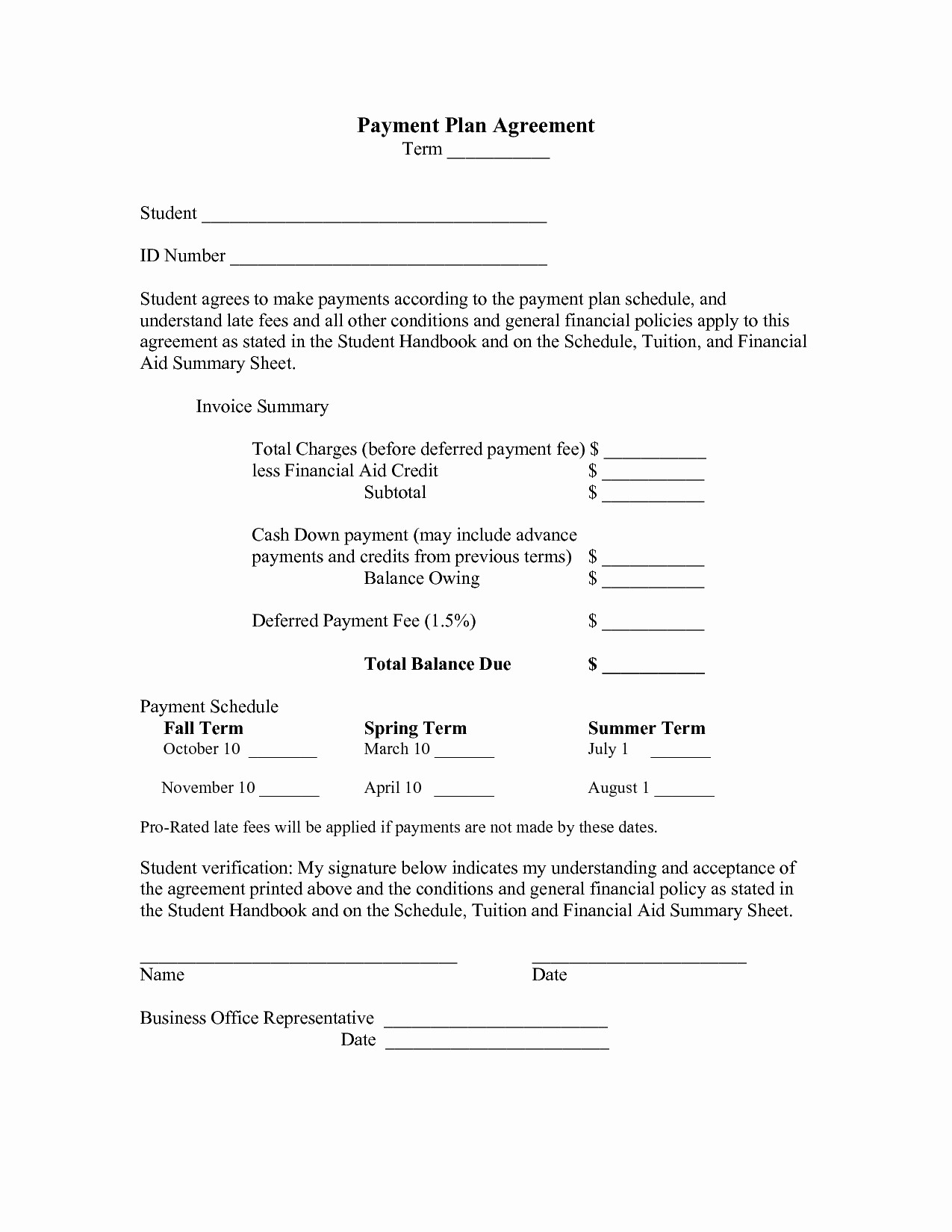 Bill Of Sale Payment Agreement Awesome Bill Sale with Payments Horse Bill Of Sale Samples 8