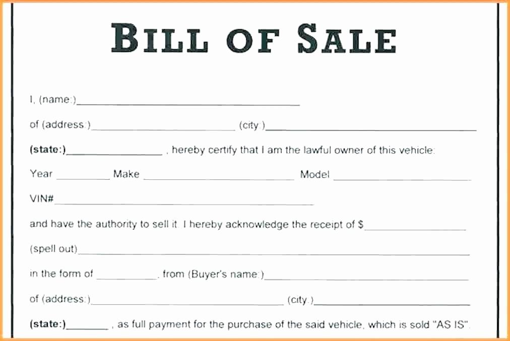Bill Of Sale Sample Car Luxury Car Sale Receipt form Sale Car Receipt Receipt Sale