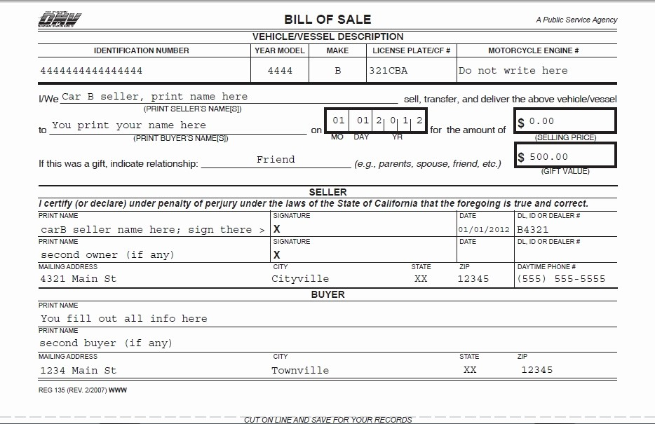 Bill Sell for A Car Lovely How to Sell Trade or A Used Car Via Craigslist