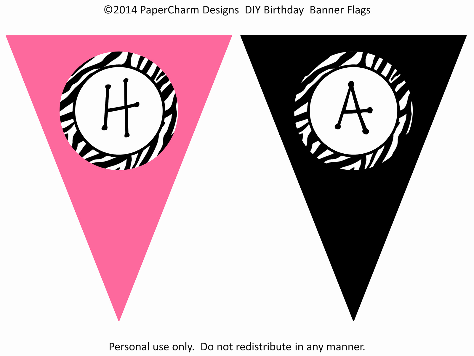 Birthday Banner Maker Online Free Awesome Printable Birthday Banner Maker Printable Pages