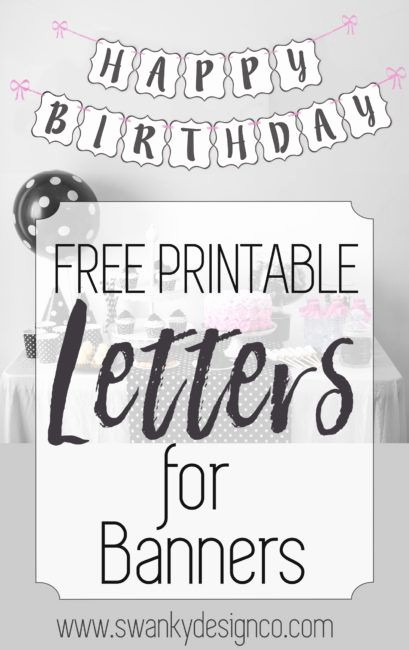 Birthday Banner Maker Online Free Best Of Birthday Banner Maker Line Free Printable Modern Glam