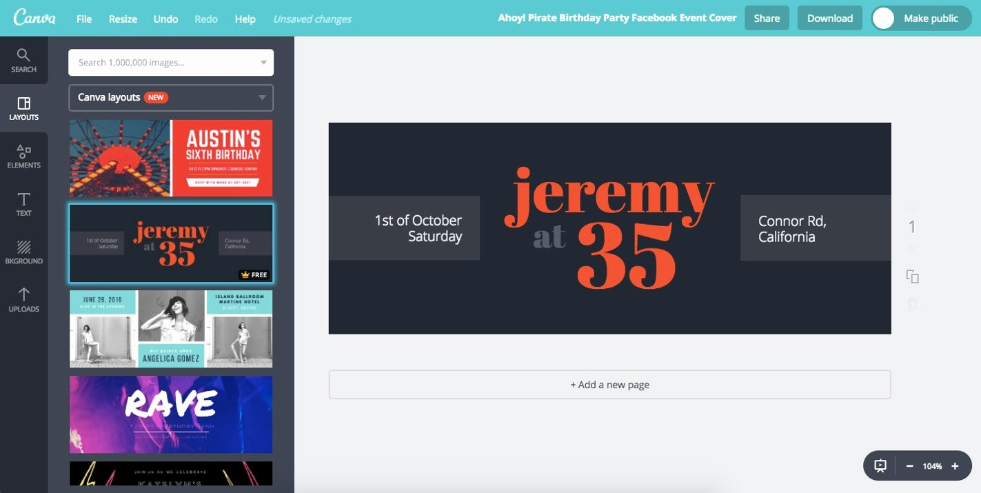 Birthday Banner Maker Online Free Elegant Free Birthday Banner Maker Design Birthday Banners In Canva