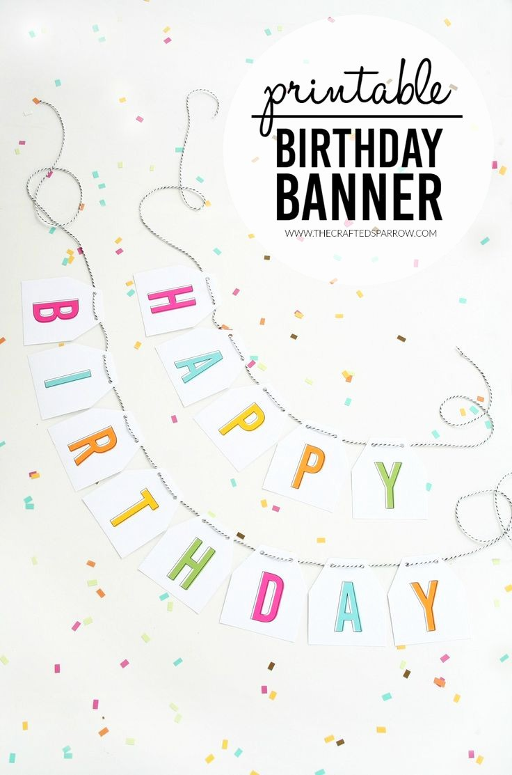 Birthday Banner Maker Online Free Fresh 133 Best Images About Parties & Celebrations On Pinterest