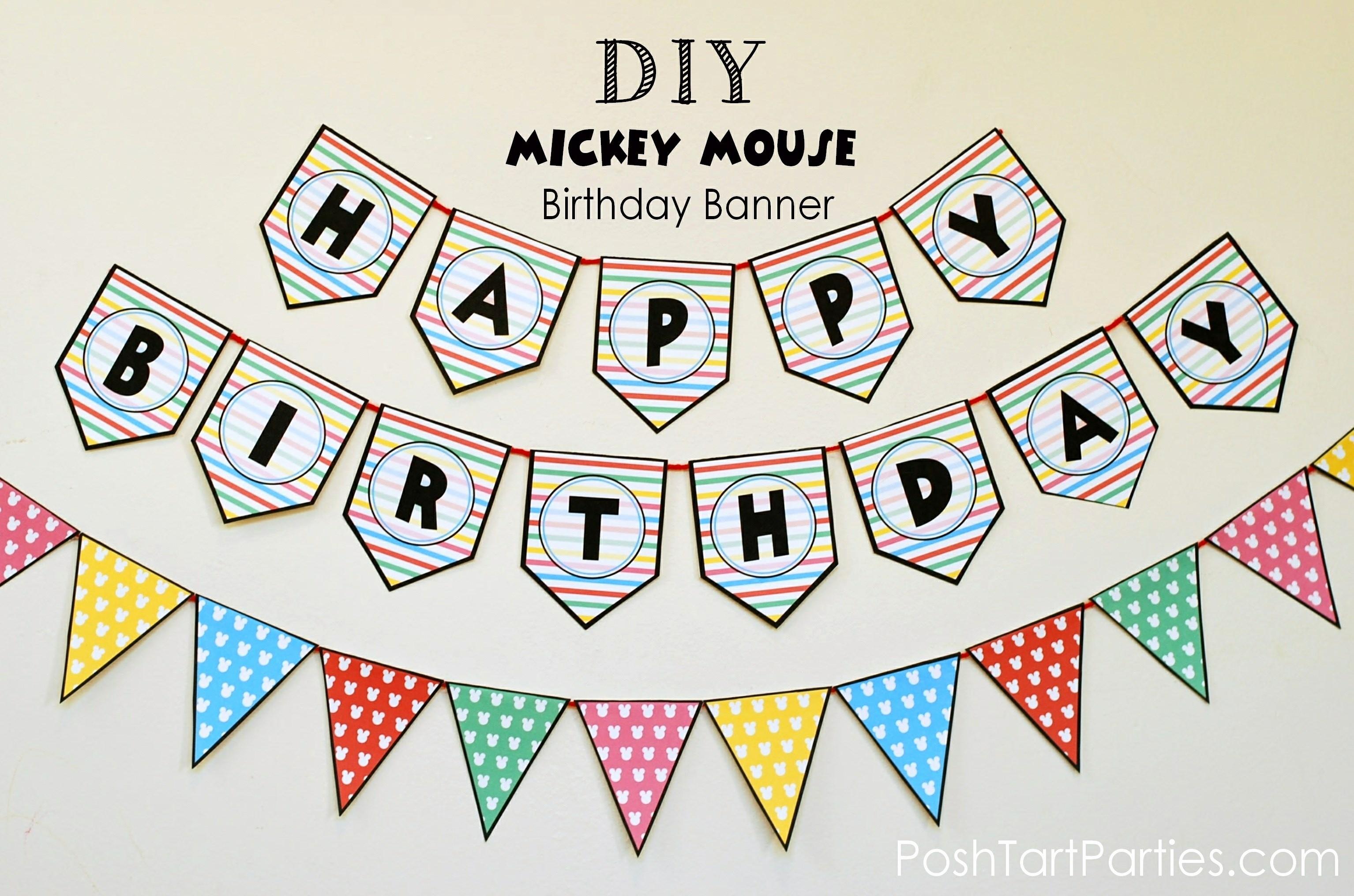 Birthday Banner Maker Online Free Lovely Fresh Free Printable Banner Maker