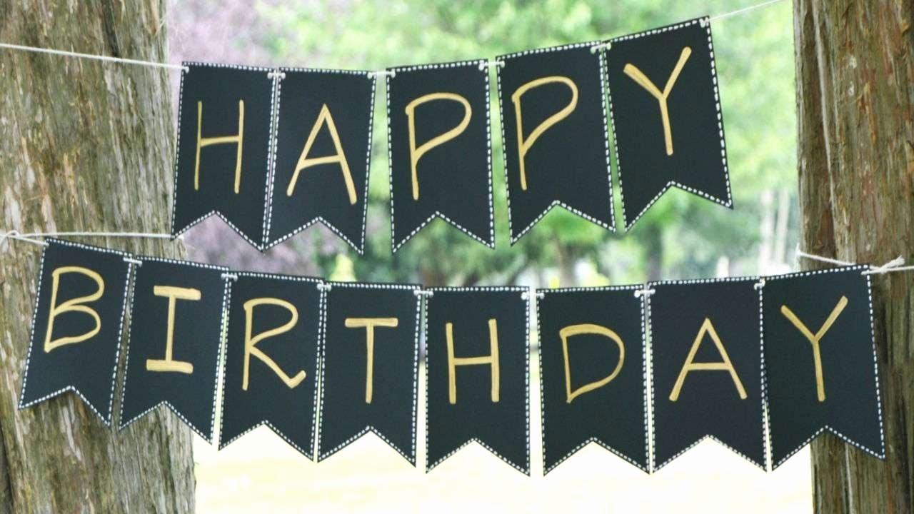 Birthday Banner Maker Online Free Unique 32 Lovely Make A Birthday Banner Free