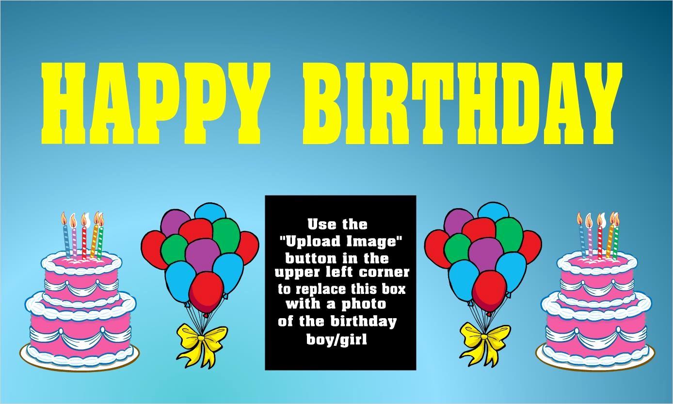 Birthday Banner Maker Online Free Unique Make Happy Birthday Banner Line Free – Best Happy