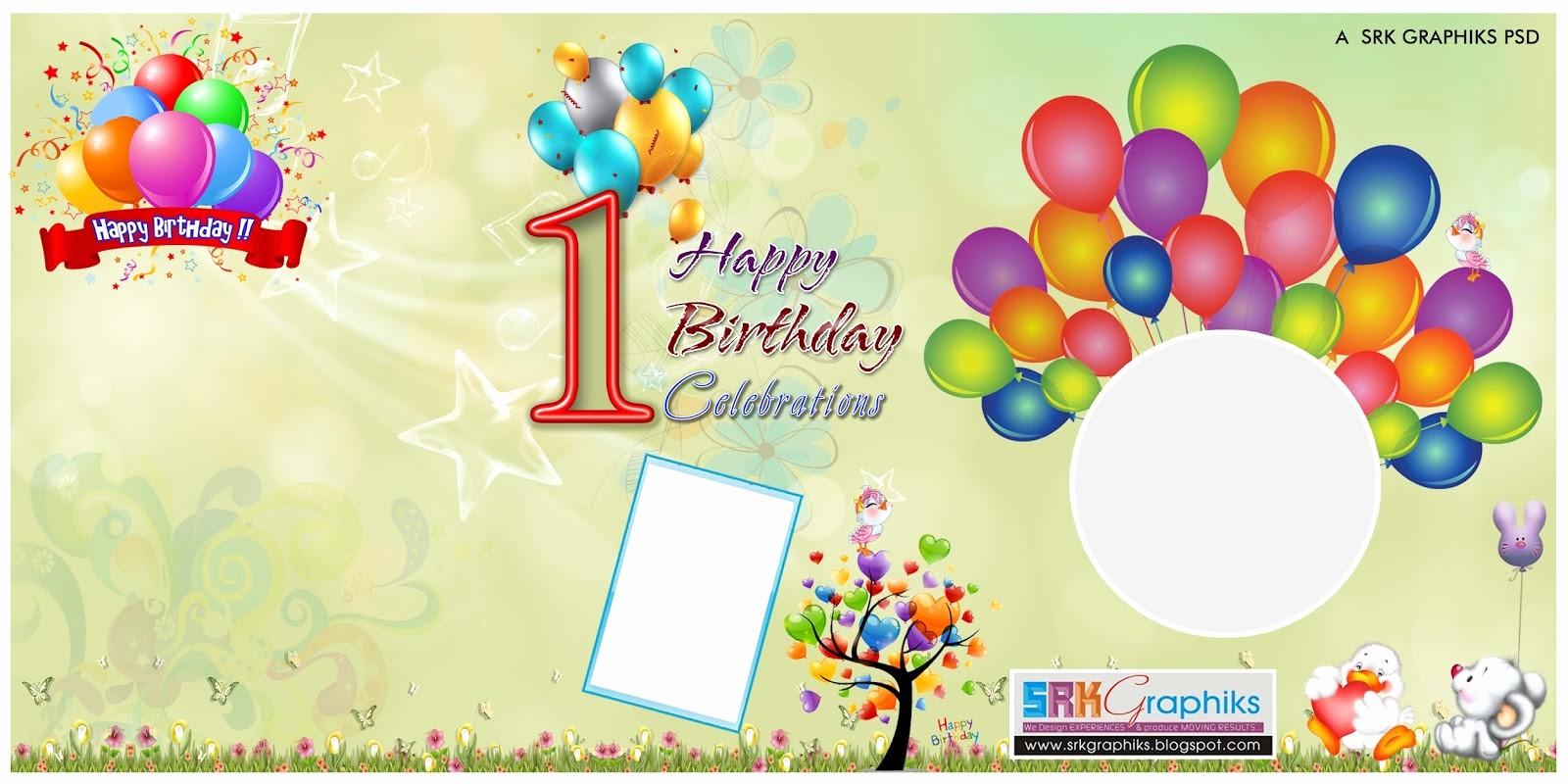 Birthday Banner Templates Free Download Awesome Birthday Invitation Templates Free Download