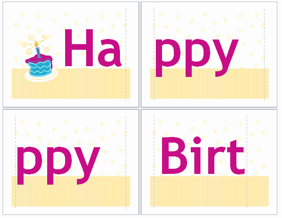 Birthday Banner Templates Free Download Awesome Download Happy Birthday Banner Free Flyer Templates for