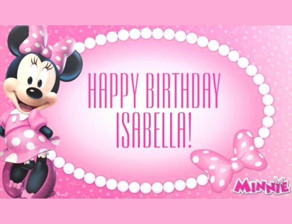 Birthday Banner Templates Free Download Beautiful 21 Birthday Banner Templates – Free Sample Example