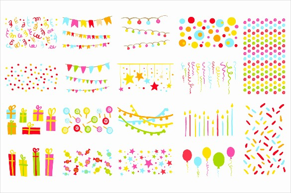 Birthday Banner Templates Free Download Elegant Birthday Banner Template – 22 Free Psd Ai Vector Eps