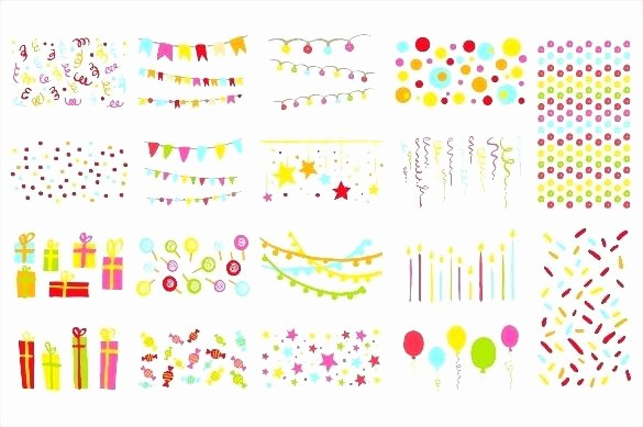 Birthday Banner Templates Free Download Elegant Birthday Design Template – Traguspiercingfo