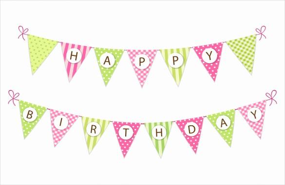 Birthday Banner Templates Free Download Fresh Birthday Banner Template – 22 Free Psd Ai Vector Eps