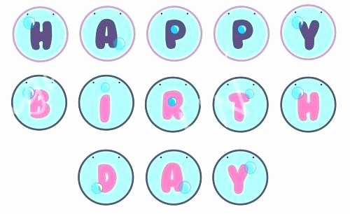 Birthday Banner Templates Free Download Lovely Birthday Banners Template – Techshopsavingsfo
